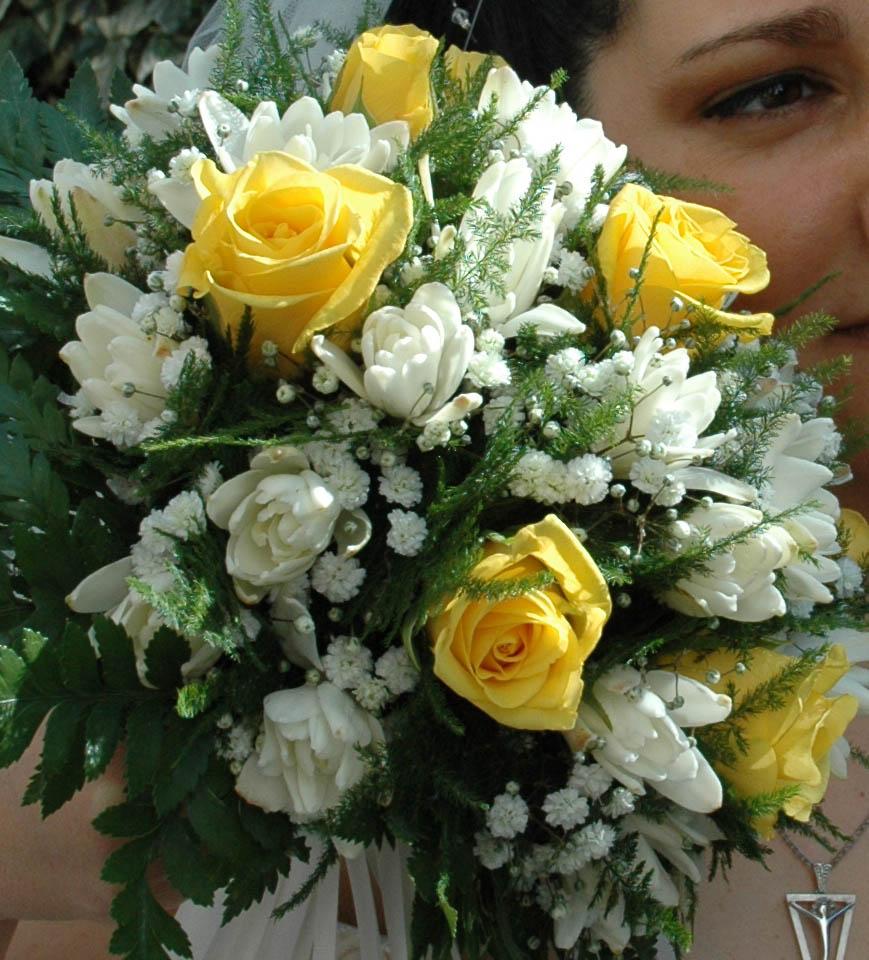 Molto Moncada Piante, fiori e addobbi - SPECIALE SPOSI >> Mazzi da sposa GE82